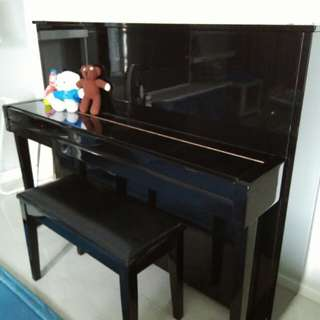 Piano Kawai action, Branded as Linden