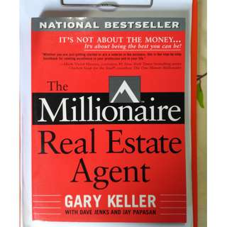 The Millionaire Real Estate Agent By Gary Keller (Author)