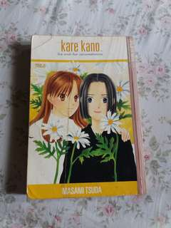 Kare Kano Manga