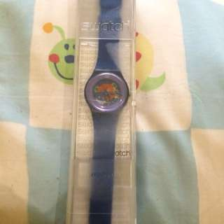 the original swatch watch new gent lacquered