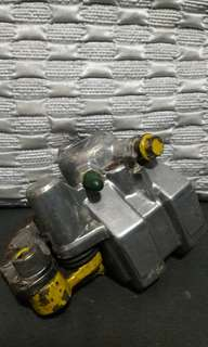 Rxz used ori chrome standard caliper