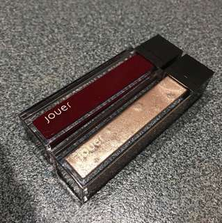 Jouer Lip Cream & Lip Topper