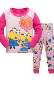 Minions pyjamas for Age 3-6 yrs Old