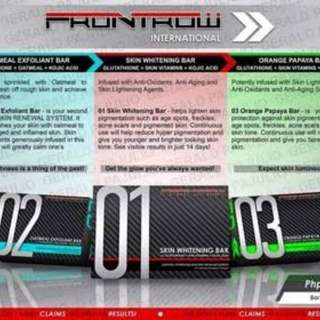 Frontrow - Skin Whitening Bar