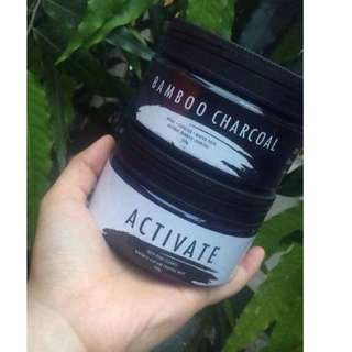 Activated Charcoal & Bamboo Charcoal