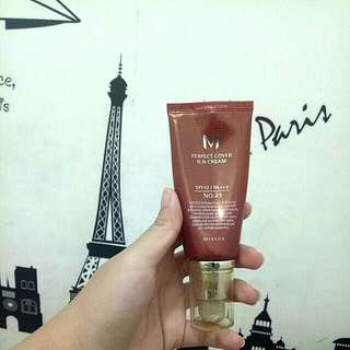 Bb cream missha