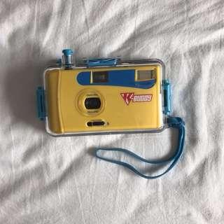 Underwater Film Camera