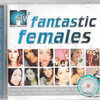 MY PRELOVED CD/VCD --FANTASTIC FEMALES   /FREE DELIVERY (F7C)