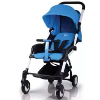 Tobby Compact Baby Stroller 18108 (Blue)
