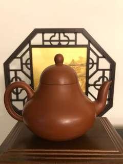 紫砂壶 (思亭壶)Zisha teapot