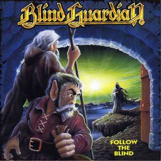 Blind Guardian ‎– Follow The Blind CD