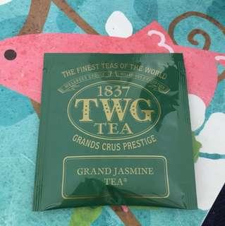 TWG新加坡貴價茶包tea bag
