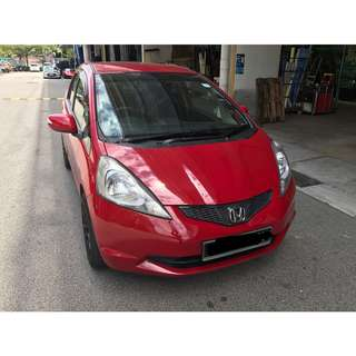 WEEKLY $300 Honda Fit GRAB/UBER READY