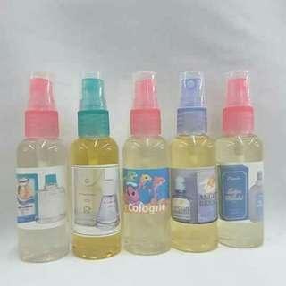 Colongne water