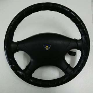 Perdana V6 1st Model 1999-2002 Steering Wheel