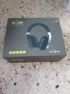 iDea S204 AtomicX Bluetooth Headphones (Silver)