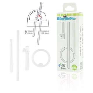 Pacific Baby Replacement Straw