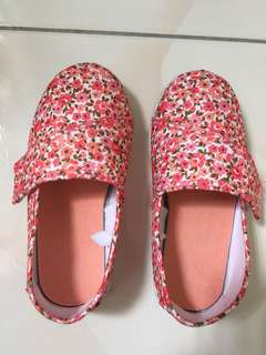 Baby Girl Shoes (Mother Care)