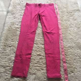 Original girl legging size pinggang 10inc