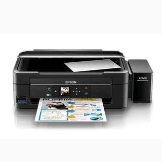 Kredit EPSON Printer L485 Tanpa Kartu Kredit