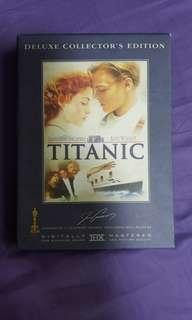 DVD 鐵達尼號 3碟珍藏版