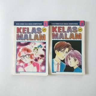 Komik Kelas Malam (on going)