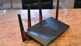 ASUS RT-AC88U super fast gaming router
