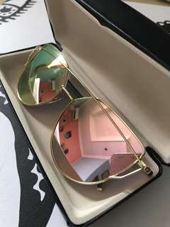 Karamata Reflective sunnies (sunglasses)