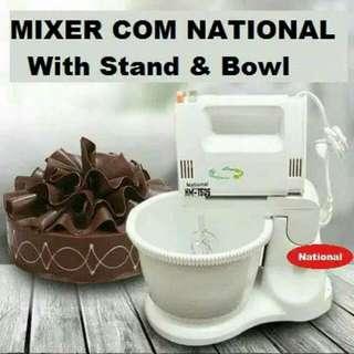 Mixer national