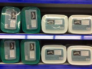 Kotak Penyimpanan Kulkas