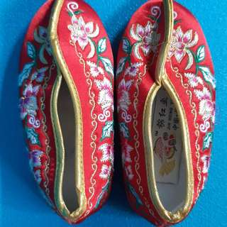 Baby Chinese Shoes
