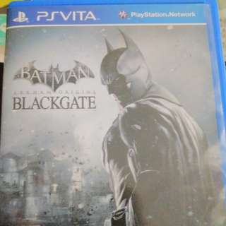 Batman Blackgate PS Vita