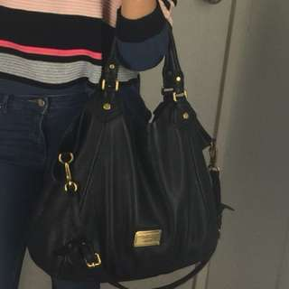 REPRICED!!! Marc Jacobs black leather bag