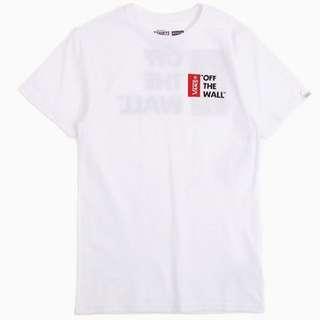vans t-shirt 得xs碼