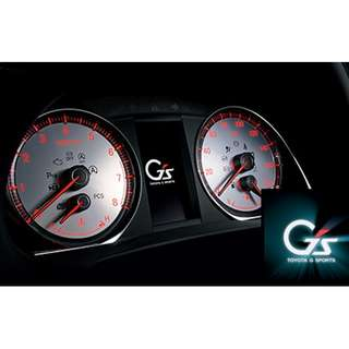 Toyota Harrier 60 G's Speedometer ★