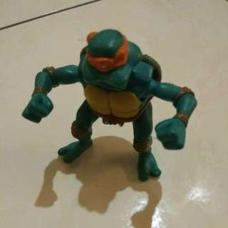 Ninja turtles figurine