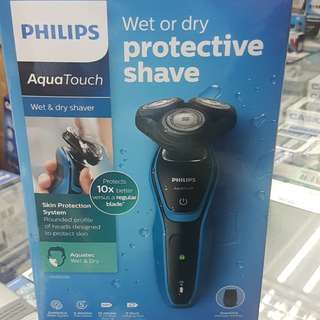 PHILIPS WET/DRY PROTECTIVE SHAVER