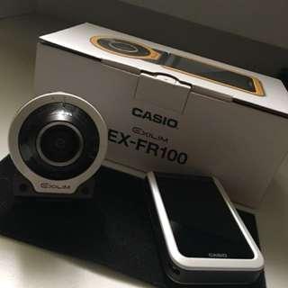 🚚 CASIO EX-FR100
