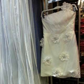 BRAND NEW TOGA SHORT GOWN