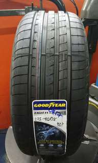 Goodyear F1 Asymmetric 3 225/45/18