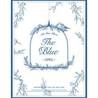 [PREORDER] APRIL - The Blue (5th Mini Album)