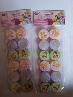 Disney Princess Sharpeners