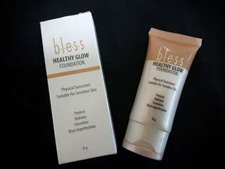 Bless Healthy Glow Foundation