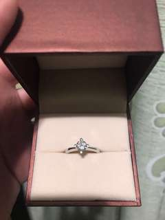鑽石戒指 Diamond Ring