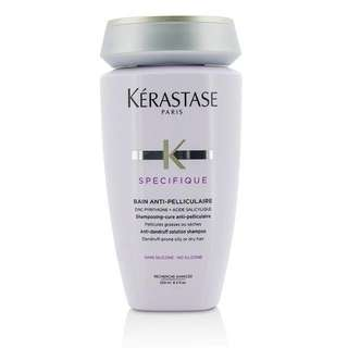 Kérastase Spécifique Bain Anti-Pelliculaire Anti-Dandruff Solution Shampoo (Dandruff-Prone Oily & Dry Hair) 250ml