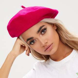 Special Colour Wool French Beret
