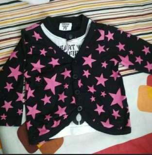Baby girl's jacket