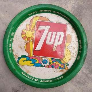 TRAY 7UP