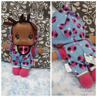 Playskool | Soft Baby Doll | 8 inch #Bajet20