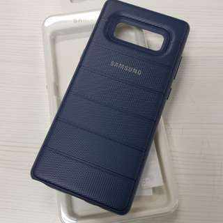 Original Samsung Protective Standing Cover - Navy Blue